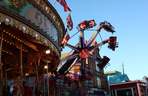 Loughborough November Pleasure Fair